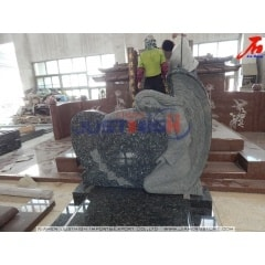 High quality Blue Pearl granite